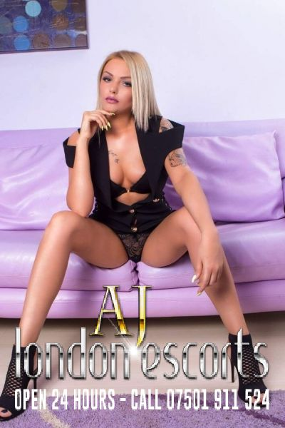 Kelly from AJ London Escorts